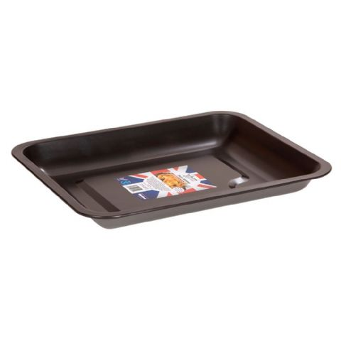 Non Stick Medium Deep Oven Roasting Tray 32cm